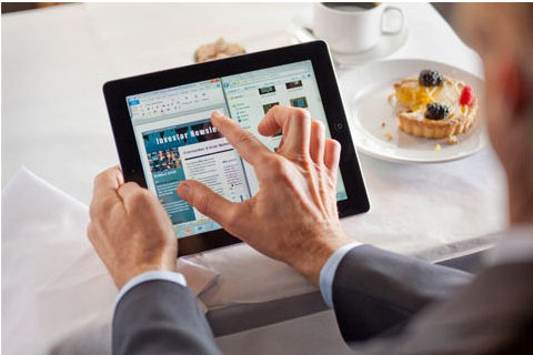 BYOD trabajar desde tus dispositivos - blog acens the cloud hosting company