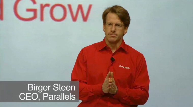 Birger Steen, CEO Parallels -blog-de-acens-the-cloud-hosting-company