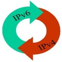 Direcciones IPv4 más rápidas que Ipv6