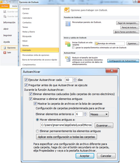 autoarchivar-emails-outlook-acens-blog-cloud