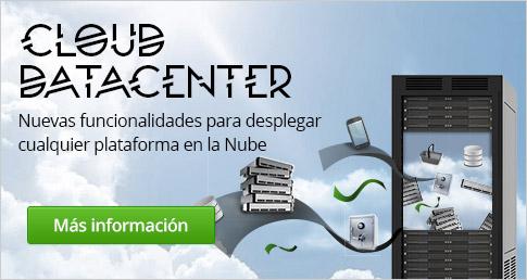 Más información Cloud Datacenter
