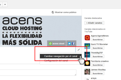 cambiar-navegacion-canal-youtube-blog-acens-cloud-hosting