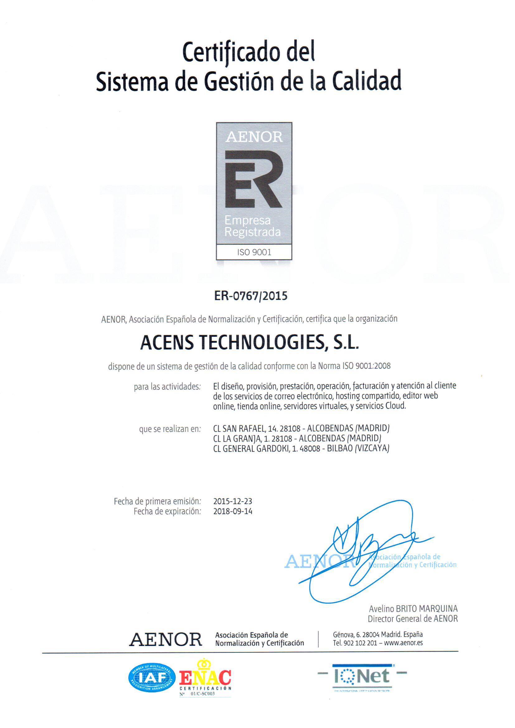 certificado-iso-9001-aenor-2015-2018-acens-blog-cloud