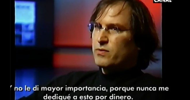 entervista perdida a steve jobs - blog acens the cloud hosting company