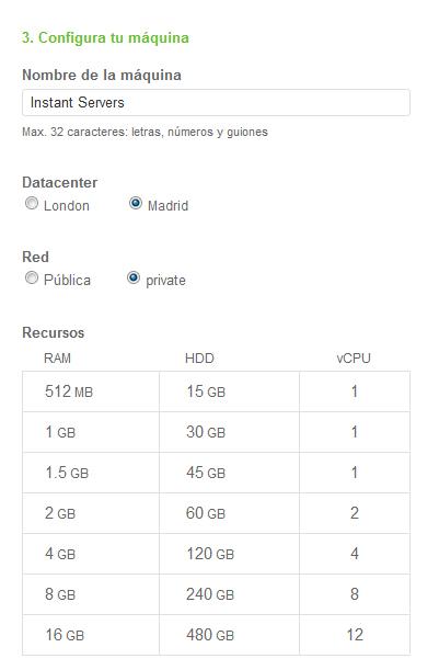 instant-servers-configurar-maquina-virtual