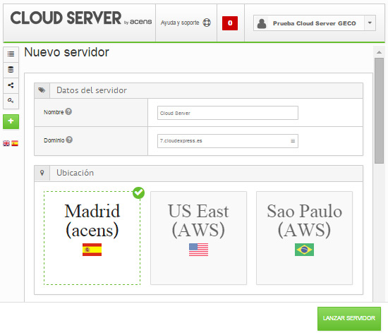 localizacion-cloud-server