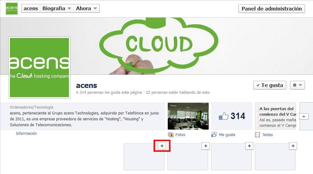 pulsar boton mas opciones - blog acens the cloud hosting company