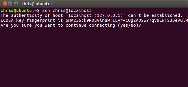 Resultado de imagen de ssh linux