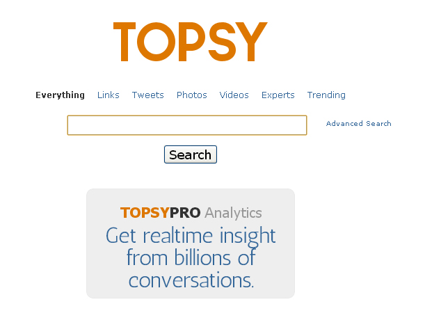 topsy - blog acens the cloud hosting company