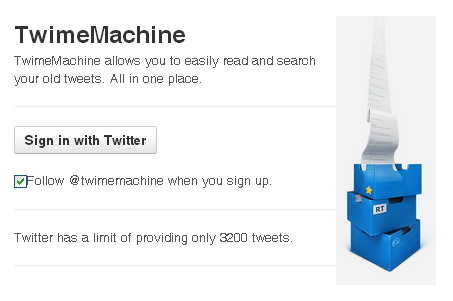 twime machine - blog acens the cloud hosting company
