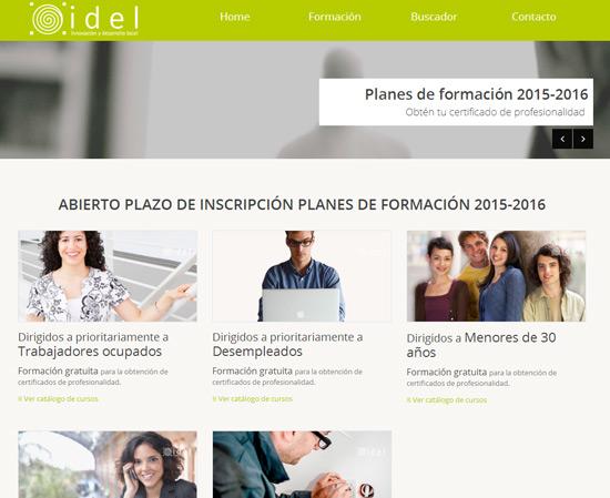 web-idel-formacion-caso -cliente-acens-blog-cloud