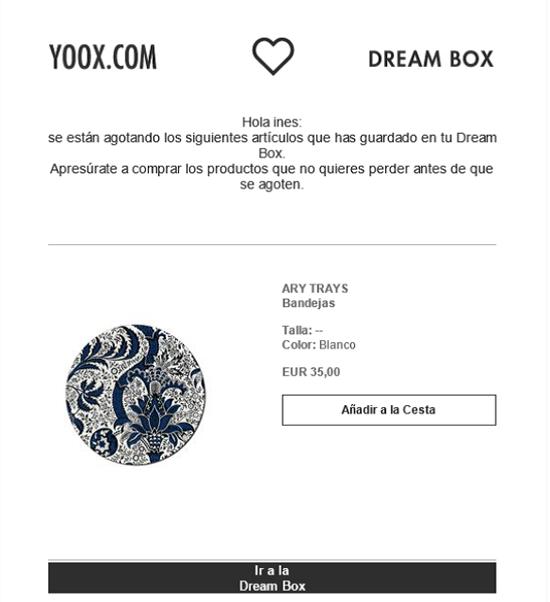 yoox-recordatorio-compra-tecnicas-fidelizacion-clientes-acens-blog-cloud