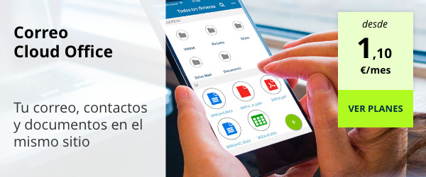Correo Cloud Office acens