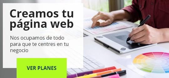 Creamos tu página web