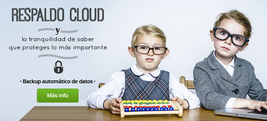 Respaldo Cloud acens